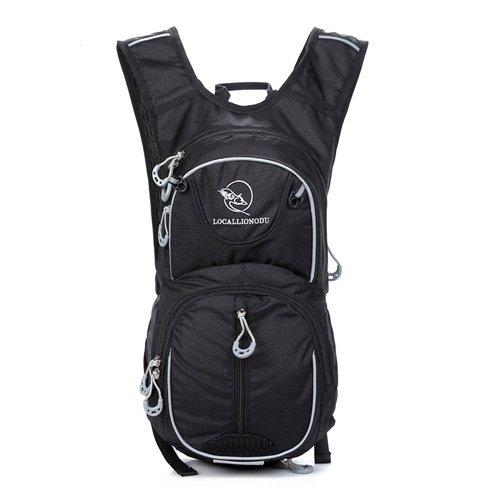 TBB-Pack Rucksack mountaineering Bag Shoulder Bag Outdoor Reiten Reisen Sport Freizeit Tasche Black