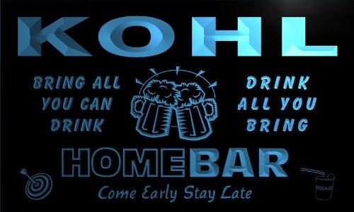 q23986-b-kohl-family-name-home-bar-beer-mug-cheers-neon-light-sign