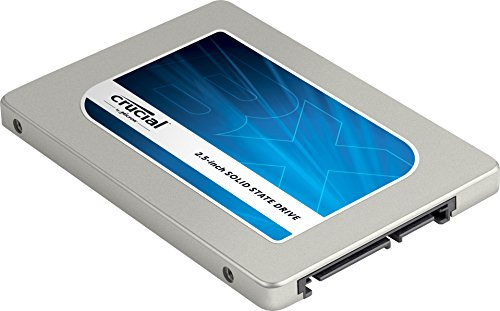 Great Buy for Crucial BX100 1 TB SATA 2.5 inch Internal Solid State Drive – Grey on Amazon