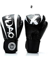 guantes de boxeo/ boxeo de saco de boxeo adulto niño set/Guante de la aptitud de lucha/ guante de entrenamiento saco de boxeo-G