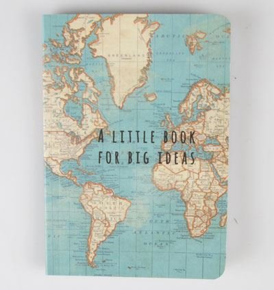 Big Ideas Map Notebook