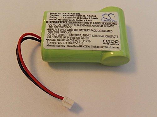 vhbw-nimh-bateria-500mah-36v-para-telefono-fijo-inalambrico-telefono-france-telecom-amarys-465-465sf