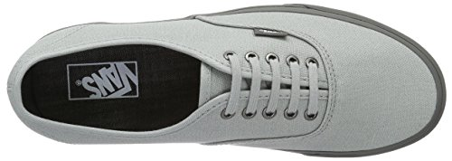 Vans UA Authentic, Sneakers Basses Homme Gris (C And D High-rise/pewter)