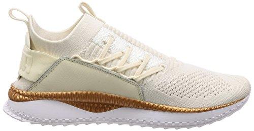 Puma Femme Chaussures/Baskets Tsugi Jun Whisper White / White Rose Gold