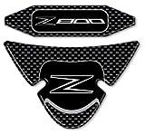 PROTEZIONE PIASTRA FORCELLA + CHIAVE Z 800 compatibile per MOTO KAWASAKI Z800