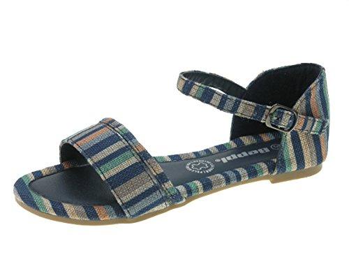 Beppi sandales chaussures de plage fille séparateurs d' Rose