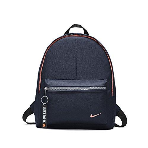 bc13f8004d Nike Ba4606-492 Zainetto per bambini, 36 cm, Diffused Blu/Nero/