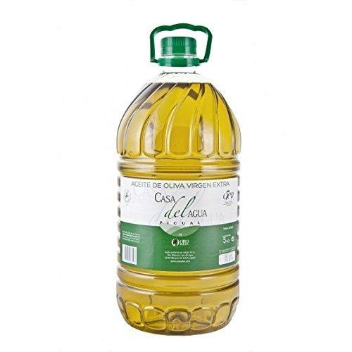 Aceite de oliva virgen extra 5 litros - Oro Bailen - Casa del Agua - Aceite virgen extra de jaen en formato económico 5l