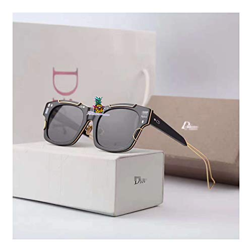 day spring online shop Polarized Sports Sunglasses for Men Women Driving Golf Softball Hiking Sun Glasses for di JAD-Black Black