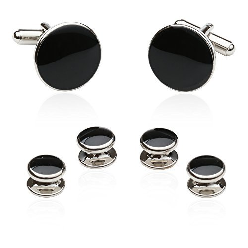 budget-set-formale-in-argento-colore-nero