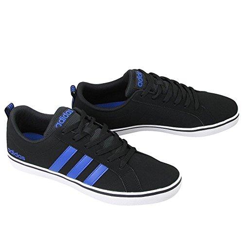 adidas Herren Pace Vs Fitnessschuhe, SchwarzSchwarz, Blau-Schwarz