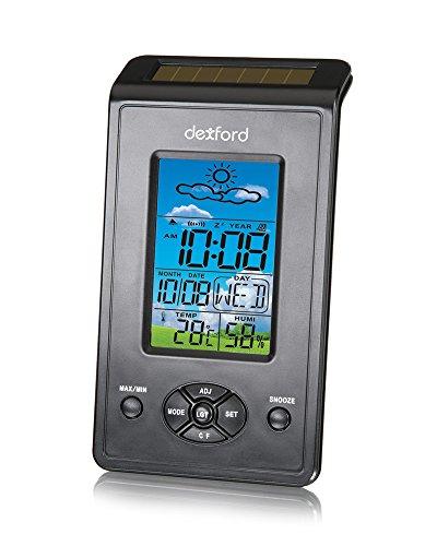 Dexford WS102Nova Wetterstation schwarz