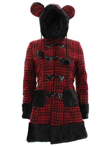l STAR COAT red/black XS ()