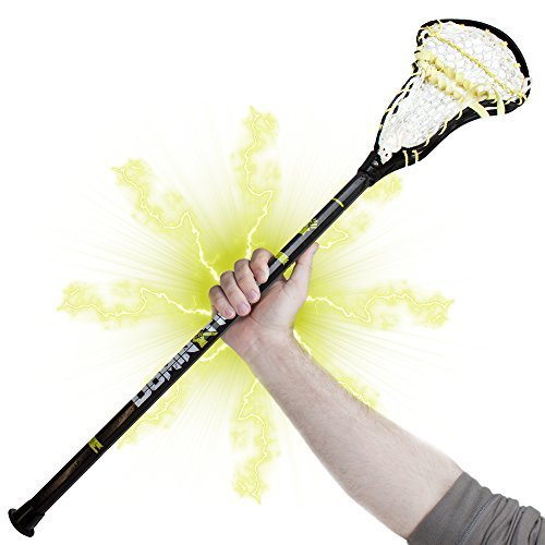 "Domination 33"" Indoor/Outdoor Lacrosse Mini Stick by Crown Sporting Goods by Crown Sporting Goods"