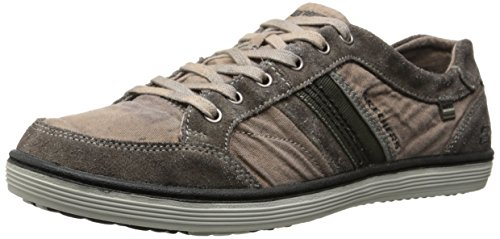 Skechers Sorino, Oxford Homme Gray