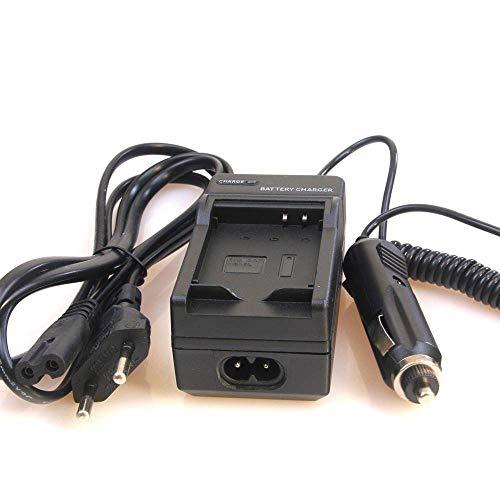 EU Plug Auto Ladegerät für Canon LP-E5LPE5EOS REBEL XSI T1i XS 450d 500d (Canon Kamera Eos Rebel Xs)