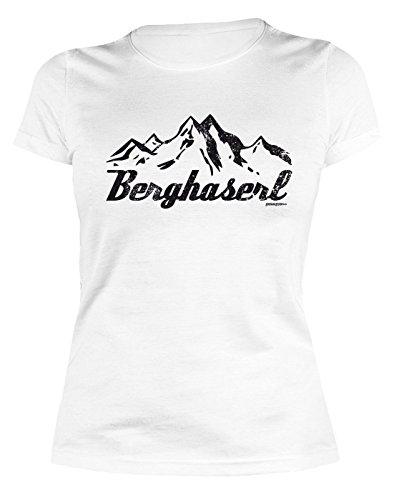 Goodman Design ® Fun Girlie Shirt ::: Berg Haserl ::: Bergsteiger-Hemd