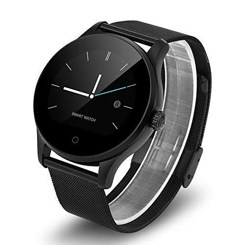 K88H Smart Watch Tracker Bluetooth orologio da polso cardiofrequenzimetro sportivo con pedometro Dialing Smartwatch Phone per...