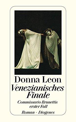 Buchseite und Rezensionen zu 'Venezianisches Finale' von Donna Leon