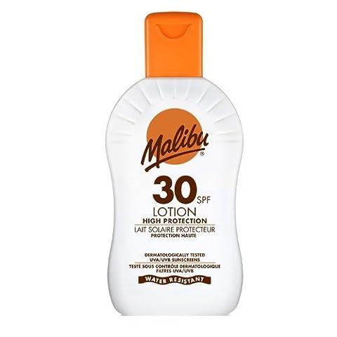 Malibu Protective Sun Lotion with SPF30 200 ml
