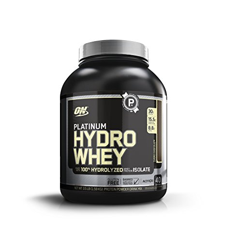 Optimum Nutrition Protéine Platinum Hydro Whey Chocolat 1590 g