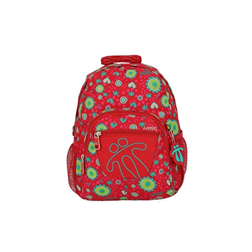 totto-tempera-kids-backpack-and-school-bag-red-floral