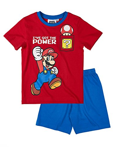 super-mario-pigiama-due-pezzi-ragazzo-red-8-anni