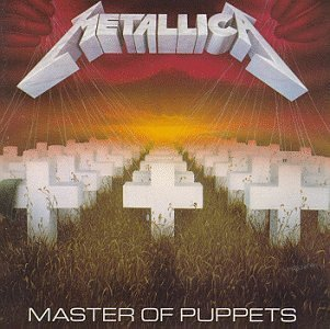 Master of Puppets by Metallica (1990-05-03)