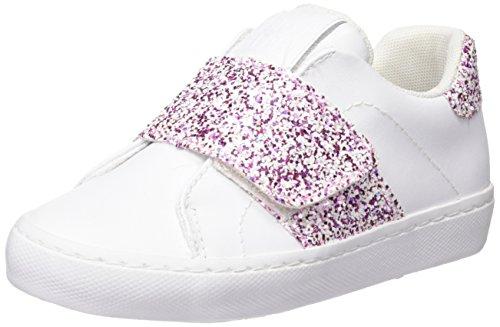 Gioseppo BANDIE - Zapatillas de deporte para niñas, color blanco, talla 30