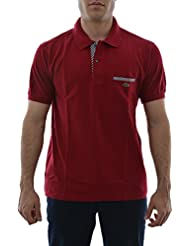 polos lacoste ph1981 rouge