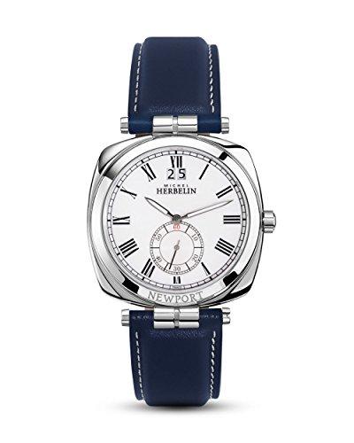 Michel Herbelin quarzo orologio Newport 18264/ap01bl