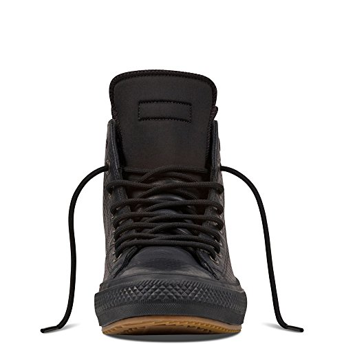 Converse Ct As II BOOT HI - 153571c Black/Black/Black - Nero