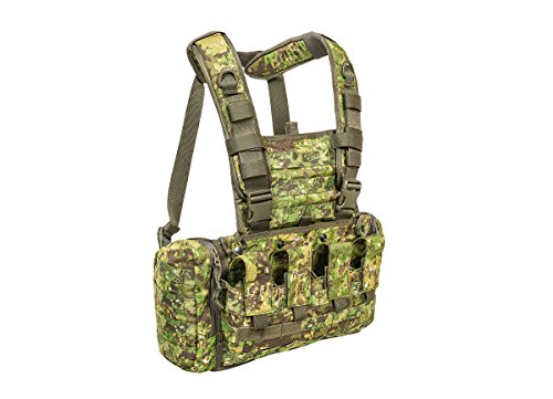Tasmanian Tiger Chest Rig MK II G36 - PenCott Greenzone