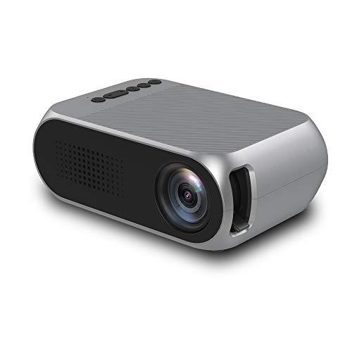 ZCCZ-AA Yg320 Hause Hd Projektor unterstützt 1080p Mini Portable Mini LED-Projektor