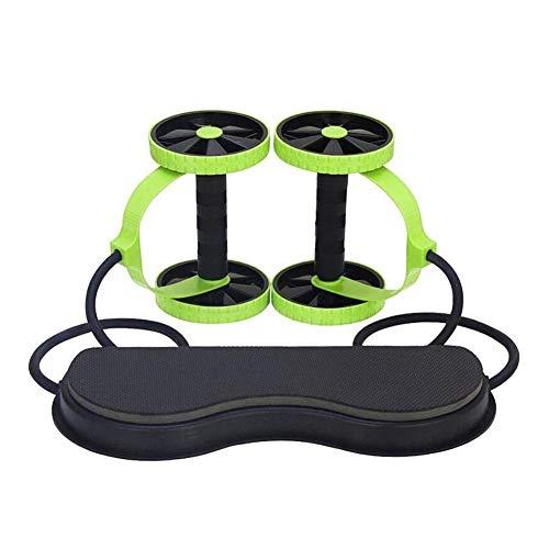 Tianfudedian Full Body Gym Professionelle Ab Rad Roller Unterstützung Bauch Übung Maschine Ideal Männer Und Frauen Taille Gewichtsverlust Trainer -