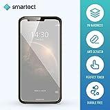 SmarTect® Huawei G8 Protector Cristal Templado | Premium Protector de Pantalla | Gorilla glass con grado de dureza 9H | Lámina blindada - cristal protector de calidad contra rasguños