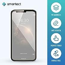 1x Protector de Pantalla de Cristal Templado para Huawei G8 / GX8 de smartect® | Lámina Protectora Ultrafina de 0,3mm | Vidrio Robusto con Dureza 9H y Antihuellas Dactilares