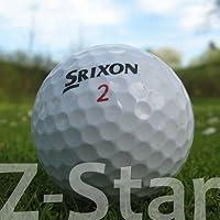 50De Srixon Z Star Lake Balls/pelotas de golf–Calidad AAA/AA–En Bolsa De Red