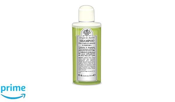 Dr. Giorgini Shampoo per Capelli Grassi e Forfora - 250 ml  Amazon.it 8557dfd8e7ab