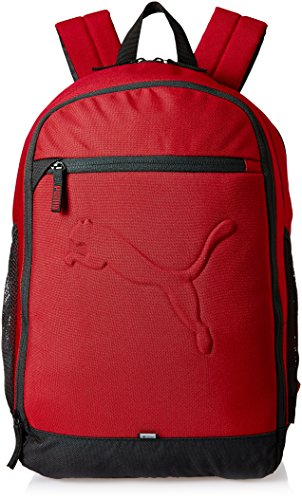 Puma Buzz Mochila, color Red Dahlia, tamaño 50x34.5x5 cm