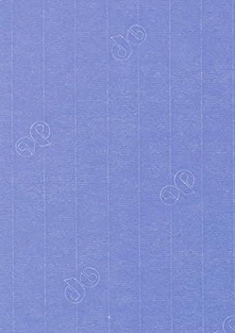 Artoz 1001 10779629-423 Papier à lettres avec filigrane 100 g Bleu Violet Lot de 25