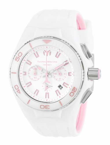 technomarine-womens-quartz-watch-with-white-dial-chronograph-display-and-white-silicone-strap-113012