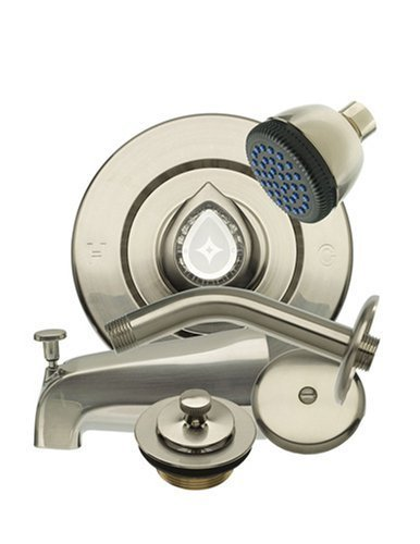 Danco 89435 Head-to-Toe Trim Kit for MOEN Chateau Single-Handle Tub and Shower Faucets by Danco