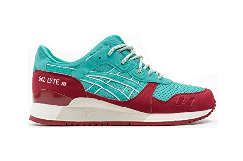 "Asics - Asics Gel Lyte III ""Block Pack"" Green"
