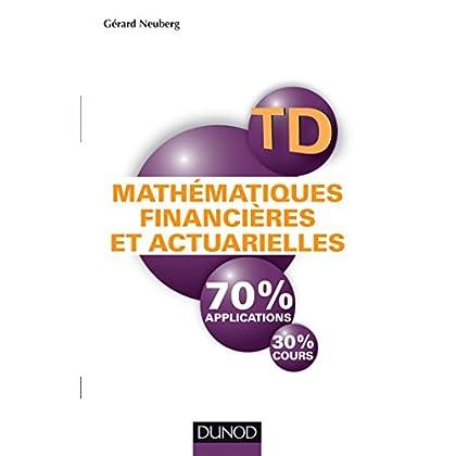 Mathématiques financières et actuarielles - TD