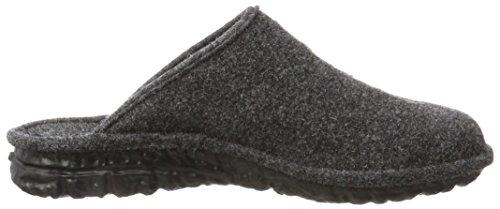 Romika Herren Mikado H 53 Pantoffeln Mehrfarbig (Grau-Multi (712))