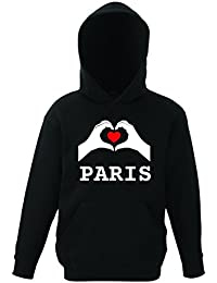 JOllify PARIS Kinder Pullover Pulli Hoodie