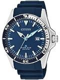 Citizen Herren-Armbanduhr Analog Quarz Kautschuk BN0100-34L