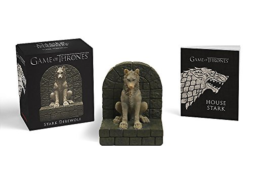 Game of Thrones: Stark Direwolf