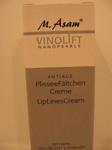 M.Asam Vinolift Plisseefältchen Creme 30ml